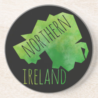 Northern Ireland Map Coaster
