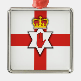 Northern Ireland Pride Metal Ornament