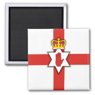 Northern Ireland Pride Square Magnet