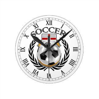 Northern Ireland Soccer 2016 Fan Gear Clock