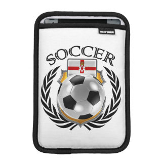 Northern Ireland Soccer 2016 Fan Gear iPad Mini Sleeve