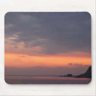 Northern Ireland Sunrise Mouse Pad