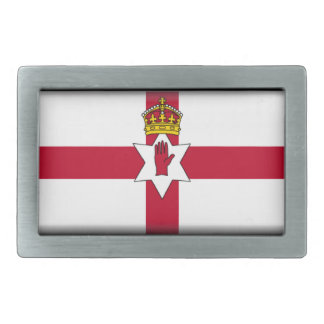 Northern Ireland (Ulster) Flag Belt Buckle
