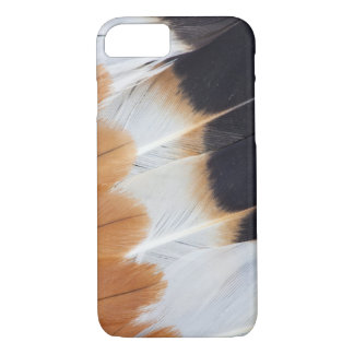 Northern Lapwing Feather Abstract Case-Mate iPhone Case