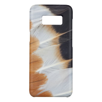 Northern Lapwing Feather Abstract Case-Mate Samsung Galaxy S8 Case