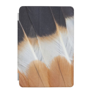 Northern Lapwing Feather Abstract iPad Mini Cover