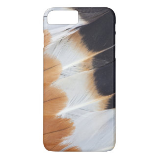 Northern Lapwing Feather Abstract iPhone 7 Plus Case