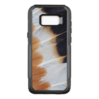 Northern Lapwing Feather Abstract OtterBox Commuter Samsung Galaxy S8+ Case