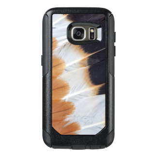 Northern Lapwing Feather Abstract OtterBox Samsung Galaxy S7 Case