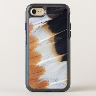 Northern Lapwing Feather Abstract OtterBox Symmetry iPhone 8/7 Case