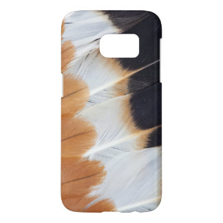 Northern Lapwing Feather Abstract Samsung Galaxy S7 Case