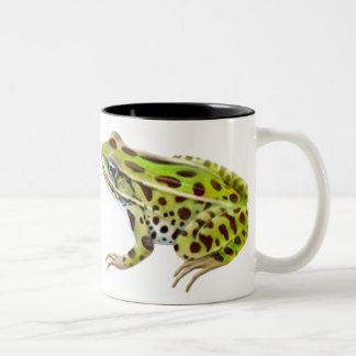 Northern Leopard Frogs Mug