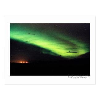Northern Light Postcard