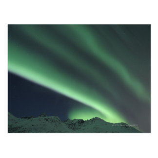Northern Lights 2 Postcard