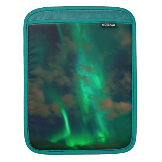 Northern Lights, Aurora Borealis iPad Sleeve