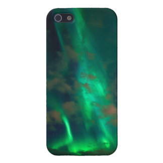 Northern Lights, Aurora Borealis iPhone 5/5S Cover