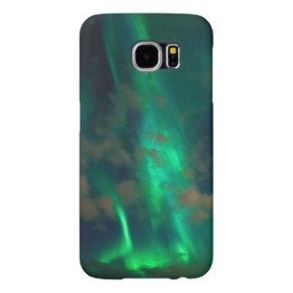 Northern Lights, Aurora Borealis Samsung Galaxy S6 Cases