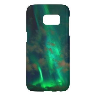 Northern Lights, Aurora Borealis Samsung Galaxy S7 Case