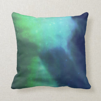Northern Lights / Aurora Borealis Throw Pillow