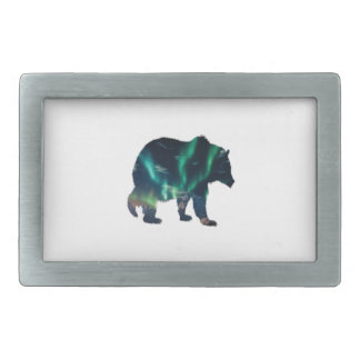 Northern Lights Belt Buckle
