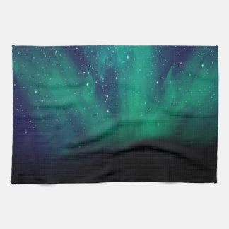 Northern Lights Kitchen Towel