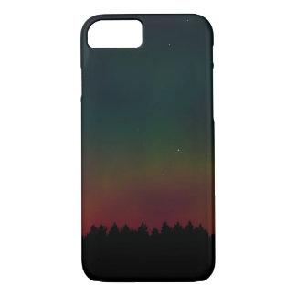 Northern Lights Landscape iPhone 7 Case