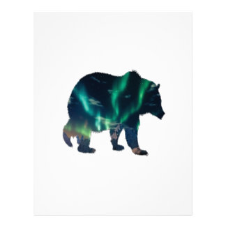 Northern Lights Letterhead