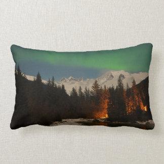 Northern Lights Lumbar Pillow