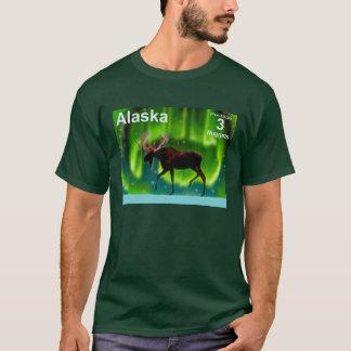 Northern Lights Moose T-Shirt