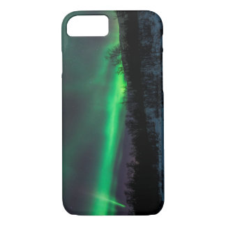 Northern Lights Over Abisko Sweden iPhone 7 Case
