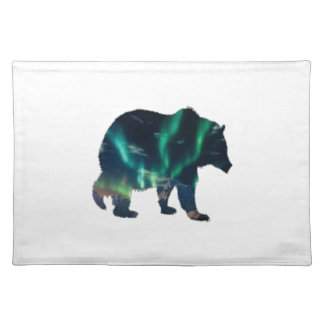 Northern Lights Placemat