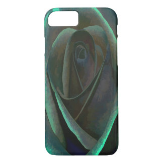 Northern Lights Rose iPhone 7 Cases