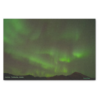 Northern Lights Tissue Paper