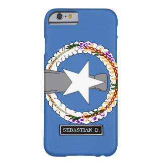 Northern Mariana Islands Flag Barely There iPhone 6 Case