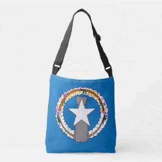 Northern Mariana Islands Flag Crossbody Bag