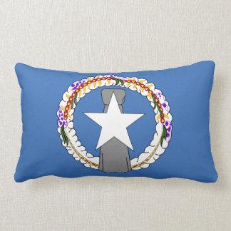 Northern Mariana Islands Flag Lumbar Pillow