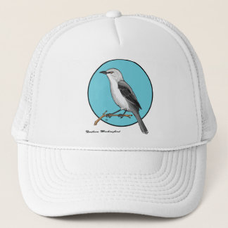 NORTHERN MOCKINGBIRD TRUCKER HAT