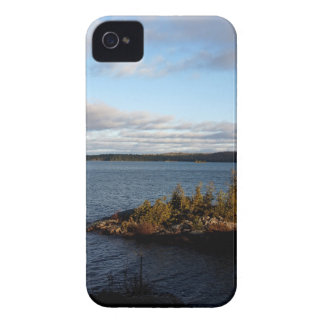Northern Ontario Lake Case-Mate iPhone 4 Cases