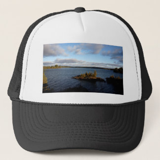 Northern Ontario Lake Trucker Hat