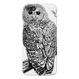 Northern Owl Case For The iPhone 5