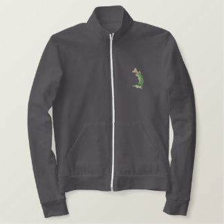 Northern Pike Embroidered Jacket