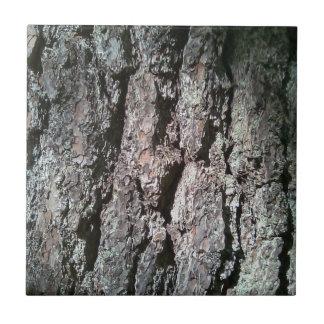 Northern Pine Tree Bark Tile