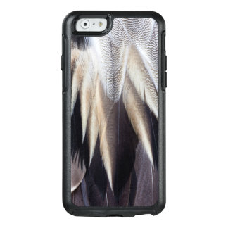 Northern Pintail Duck feather OtterBox iPhone 6/6s Case