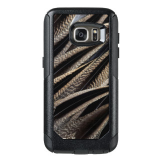Northern Pintail Duck Feathers OtterBox Samsung Galaxy S7 Case