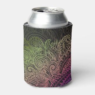 Northern Rainbow night Can Cooler