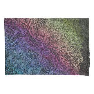 Northern Rainbow night Pillowcase