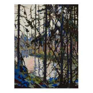Northern River Postcard