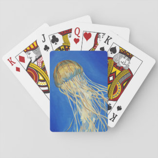 Northern Sea Nettle Playing Cards