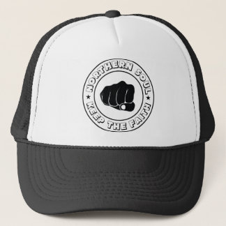 NORTHERN SOUL - KEEP THE FAITH DESIGN.png Trucker Hat