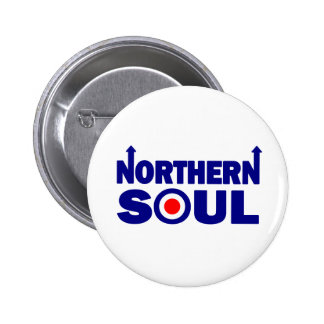 Northern Soul Scooter Mod 2 Inch Round Button